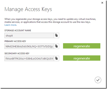Be Sure With Azure ( NET): Blob Storage - Lock Me Down