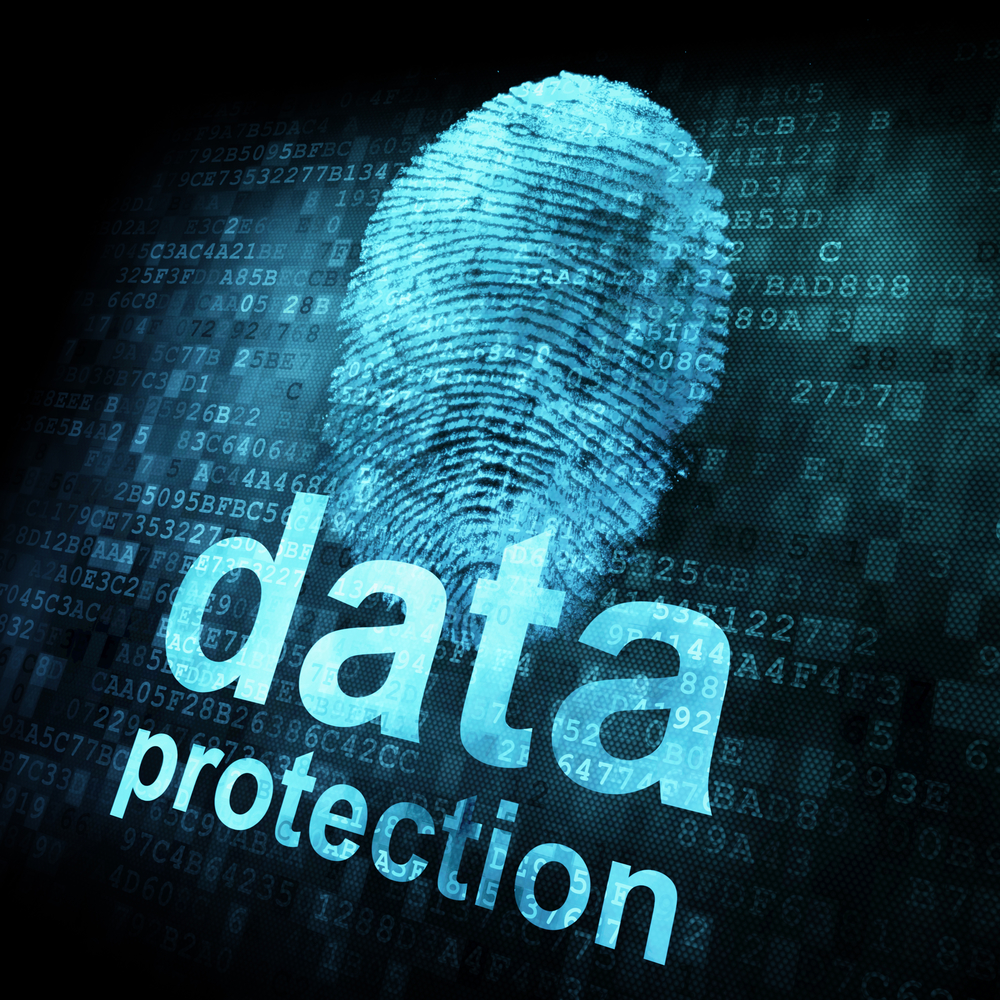 Data Protection with Fingerprint