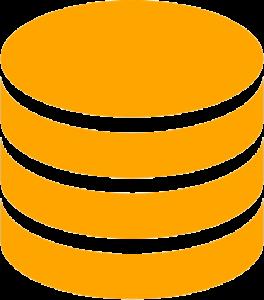 Untrusted Data Database Icon