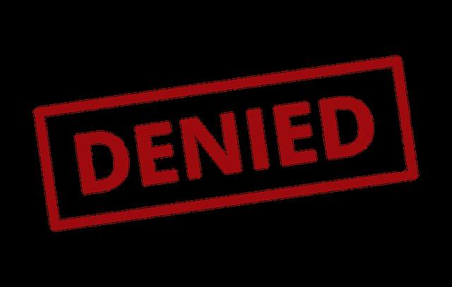 Denied Untrusted Data